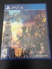 Kingdom Hearts III 3 Playstation 4 PS4 Brand New Factory Sealed