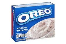 Jello Oreo Cookies n' Creme Instant Pudding 119g (BBD 5/3/18) CLEARANCE
