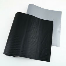 1.27M x 30 cm Auto Carbon Folie Kohlefaser Wickeln Roll Aufkleber Sticker YT