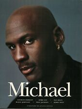 The Definitive Word of Michael Jordan Hardcover Book US#A692