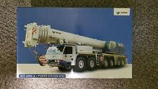 WSI Tadano ATF 400G 1:50 scale NIB Blue/White