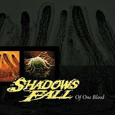 Shadows Fall OF ONE BLOOD Limited Edition RSD 2020 New Red Colored Vinyl LP