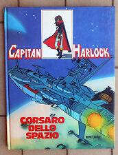 CAPITAN HARLOCK CORSARO DELLO SPAZIO ERI JUNIOR 1979 1 EDIZIONE SERIE TV CARTONI