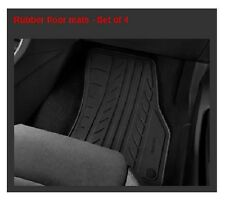 Genuine SEAT Ateca Set 4 Rubber Mats