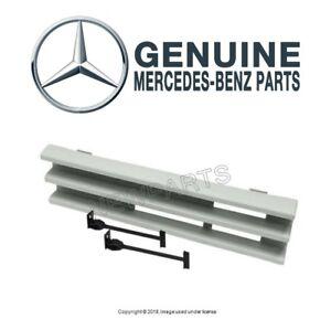 Front Primered Tow Hook Cover Genuine For Mercedes R129 300SL 500SL SL320 SL500