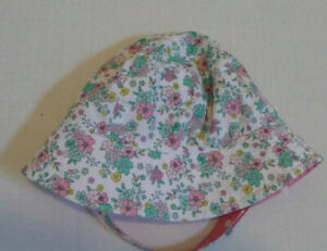 Baby Girl Just One You Infant Hat 0-6M