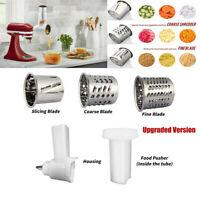 For KitchenAid Stand Mixer Fresh Prep Slicer/Shredder Upgrade Attachment, KSMVSA