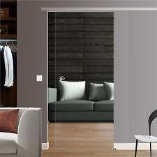 Slimline Softstop Glasschiebetür Glas Schiebe Tür 775x2050 BC775
