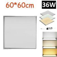 LED Panel 60*60 Ultraslim Lampe Leuchte Deckenleuchte Pendelleuchte Wandleuchte