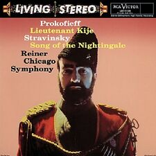 "Fritz Reiner, Lieutenant Kije.  200 Gram, LP  ""Classic Records"" New & Sealed"