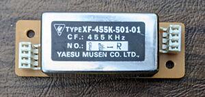 Yaesu 500Hz CW FILTER XF-455K-501-01 for FT-1000 (XF-110C)