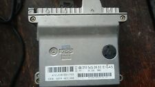 Mercedes E320 W210 Engine Control Unit A2105450632