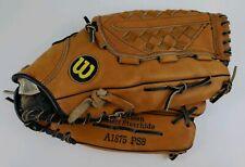 Wilson Pro Staff A1875 PS8 Baseball Softball Mitt Glove Right Hand Throw Leather