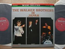 PROMO RED LABEL / THE WALKER BROTHERS IN JAPAN / 2LP GATEFOLD COVER