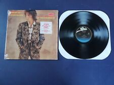 Jeff Beck: Flash Lp on Epic Label Fe-39483 1985 Blues-Rock Shrink hype sticker
