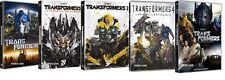 Dvd Transformers - Collezione Completa (5 DVD) .......NUOVO