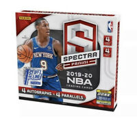2019/20 Panini Spectra Basketball FOTL 1x Hobby Box Break (TWO RANDOM PLAYERS)