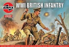 Airfix 1/76 British Infantry (WWI) 'Vintage Classic series' # 00727