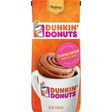 New listing Amazing Dunkin' Donuts Cinnamon Coffee Roll Flavored Ground Coffee Drink