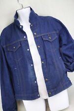 Mens 46 Long Vintage Key Imperial Denim Trucker Chore Work Farm Jacket/Coat