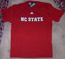 NEW ADIDAS NCAA NC State Wolfpack T Shirt Men 2XL XXL NEW NWT