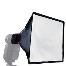 METTLE Mini-Softbox Bouncer 30x20 cm für Kompaktblitz Systemblitz Kamera-Blitz