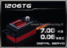 """SERVO DIGITALE 7,0Kg HD""""LOW PROFILE"""" CON INGRANAGGI IN TITANIO HIMOTO HD-1206TG"""
