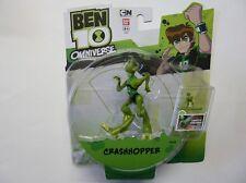 Ben 10 - Omniverse - Crashhopper  #32355 - Figurine de 10 cm