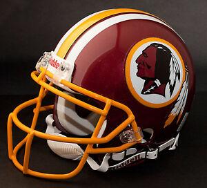 ROBERT GRIFFIN III Edition WASHINGTON REDSKINS Riddell REPLICA Football Helmet