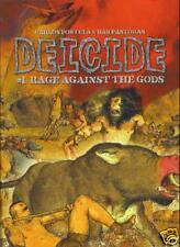 DEICIDE #1 - Rage contre the Gods Relié - Humanoids