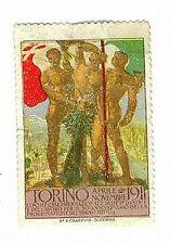Esposizione marchio Exhibition Torino 1911