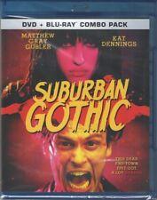 Suburban Gothic (Blu-ray&DVD) LN Matthew Gray Gubler Kate Dennings RARE OOP HTF