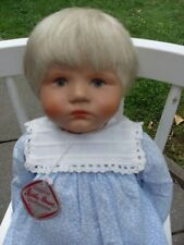 Käthe Kruse Puppe Baby Du mein von 1989
