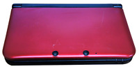 Nintendo 3DS XL Handheld Console - Red/Blue