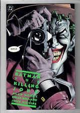 Batman: The Killing Joke - Grade 9.4 - First Print! Alan Moore & Brian Bolland!