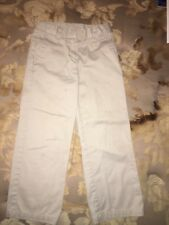 Girls IZOD Khaki Pants Size 6 Reg School Uniform GUC