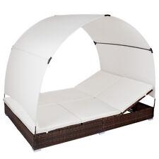 Alluminio sdraio esterno giardino poly rattan lettino poltrona sedia arredo marr