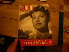 magazine hebdomadaire NUIT ET JOUR  n°22 1945