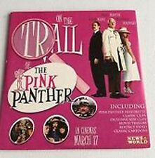 120 PROMO DVD   On The Trail Of The Pink Panther