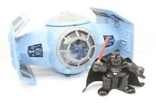 Playskool Star Wars Galactic Heroes Tie Fighter w/ Darth Vader