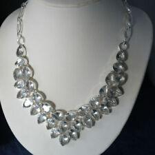 Topaz Chain Natural Stone Fine Necklaces & Pendants