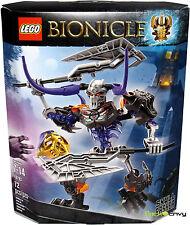 2015 LEGO Bionicle #70793 Skull Basher MISB New Sealed