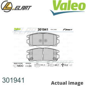 BRAKE PAD SET DISC BRAKE FOR CHEVROLET CAPTIVA/SUV OPEL ANTARA VAUXHALL 4cyl
