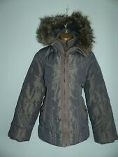 Next Padded Duck Down & Feather Coat Jacket size 14