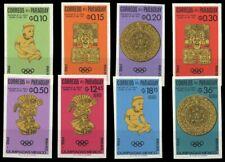 1966, Paraguay, 1543-50, ** - 1778349