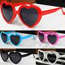 Retro Love a forma di cuore Lolita occhiali da sole fashion Vestito Da Festa