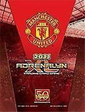 Manchester United  ADRENALYN XL 2011    80 CARD BASE / BASIC Set
