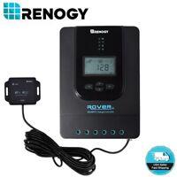 Renogy Rover Li 20A 30A 40A MPPT Charge Controller 12V 24V LCD Bluetooth Module