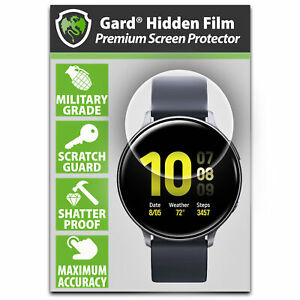 Gard® Screen Protector for SAMSUNG Galaxy Watch Active2 40mm (pack of 3)