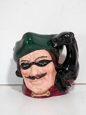 Royal Doulton & Co Limited Small Toby Jug - Dick Turpin - Copr 1959 - D6535